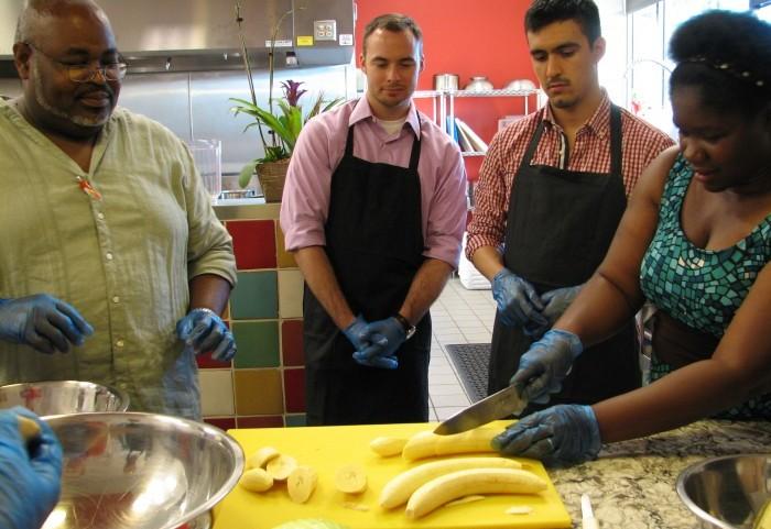 Cooking Class at Casa Azafran Mesa Komal