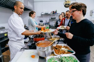 Egyptian Cooking Class @ Mesa Komal Kitchen at Casa Azafran | Nashville | Tennessee | United States